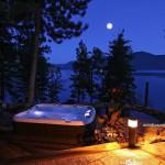 Minibasen spa Maaxus - zdjęcie nocne