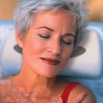 masaż, sen w minibasenie