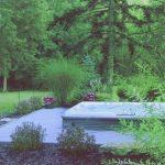 Projektowanie – ogród, a w nim basen lub jacuzzi